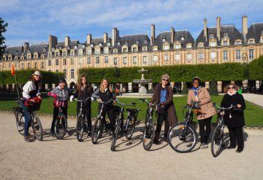 Bike Sharing a Parigi